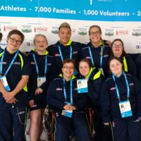 DISABILITY SWIMMERS LAND MEDAL HAUL AT SPECIAL OLYMPICS NATIONAL GAMES 2017
