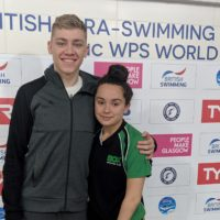 British Para-Swimming International Meet / WPS World Series 2019