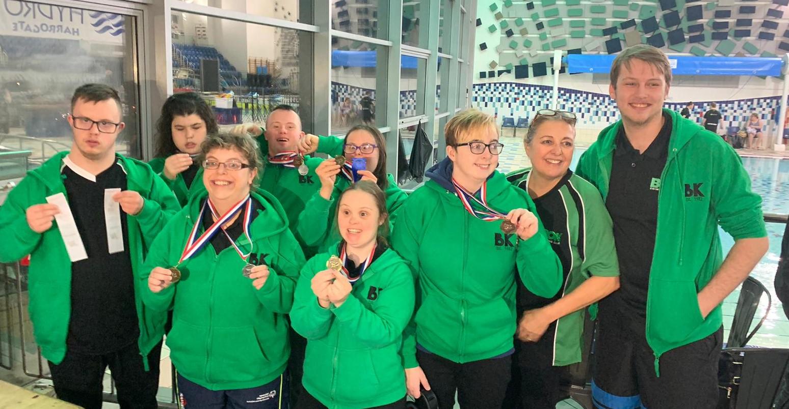 Special Olympic Y&H Regional – November 2019