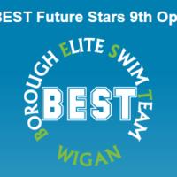 Wigan Best Future Stars 9th Open Meet 15th- 17th November 2019